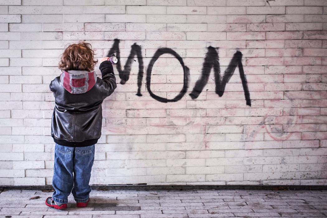 Spotyka się z moją mamą