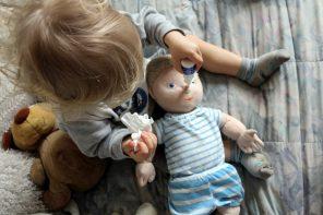 Karmienie piersią a odporność u dzieci.