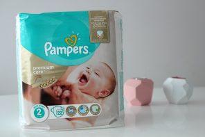 Wielka akcja recenzencka nowych Pampers Premium Care