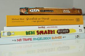 Wyjątkowe książki dla przedszkolaków i wczesnoszkolaków