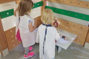 Jak (nie) pomóc przedszkolakowi poradzić sobie z bólem i strachem u lekarza.