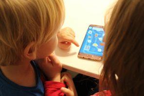 Dzieci, a odpowiedzialne korzystanie z nowych technologii