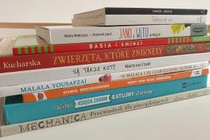 Ciekawe książki dla dzieci od 0 do 10 lat.