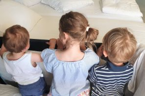 Jak wygląda mój dzień z trójką dzieci?