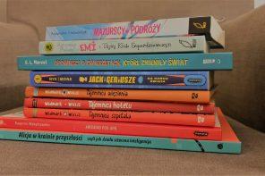 Książki, które pokochały moje dzieci.