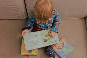 Odpowiedzi na najczęstsze pytania dot. czytania małemu dziecku i świetna seria książek dla maluchów!