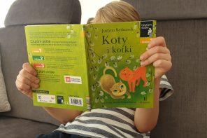 Książeczki i proste zabawy, które ułatwią naukę samodzielnego czytania