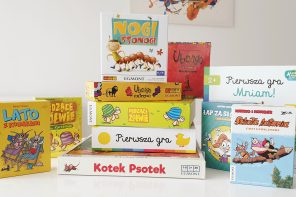 Małe, ale doskonałe gry planszowe i karciane dla dzieci w każdym wieku!