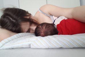 Gdy mama ma dość dotyku…