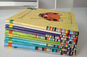 Czytam sobie, czyli seria książek, która pomogła mojemu dziecku w nauce czytania.